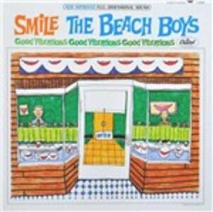 The Smile Sessions - CD Audio di Beach Boys