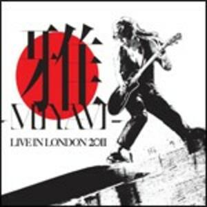 Live in London - CD Audio di Miyavi