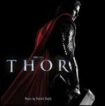 Cover CD Colonna sonora Thor