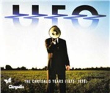 Chrysalis Years 1973-1979 - CD Audio di UFO