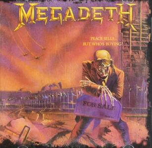 Peace Sells... but Who's Buying? - CD Audio di Megadeth