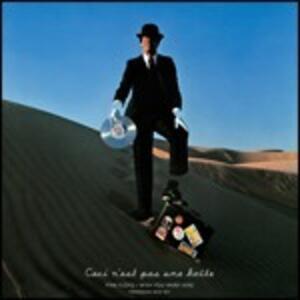 Wish You Were Here - CD Audio + DVD + Blu-ray Audio di Pink Floyd