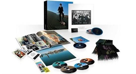 Wish You Were Here - CD Audio + DVD + Blu-ray Audio di Pink Floyd - 2