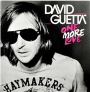 One More Love - CD Audio di David Guetta