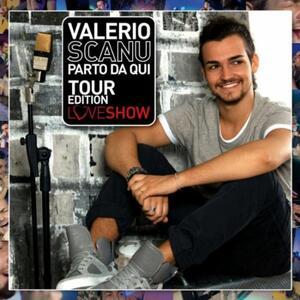Parto da qui - Love Show - CD Audio + DVD di Valerio Scanu