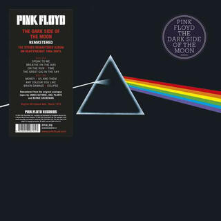 Vinile Dark Side of the Moon Pink Floyd