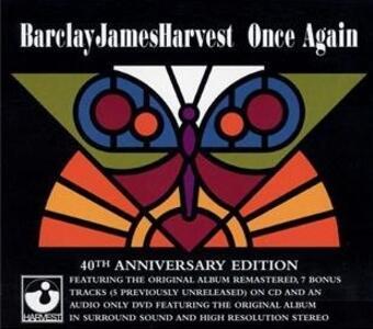 Once Again - CD Audio + DVD di Barclay James Harvest