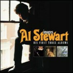 Images. His First Three Albums - CD Audio di Al Stewart