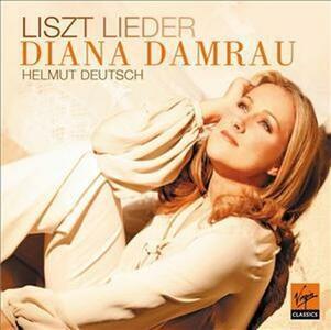 Lieder - CD Audio di Franz Liszt,Diana Damrau