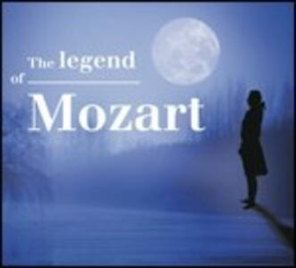The Legend of Mozart - CD Audio di Wolfgang Amadeus Mozart