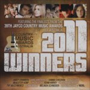 Winners 2011 - CD Audio