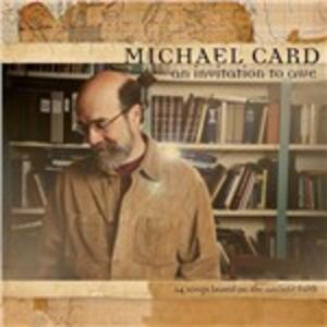 Inventation to Awe - CD Audio di Michael Card