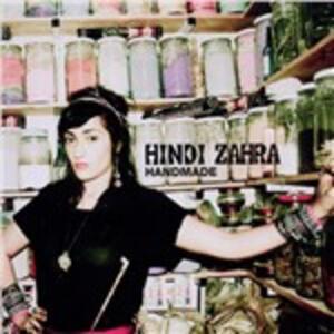 Handmade - CD Audio di Hindi Zahra