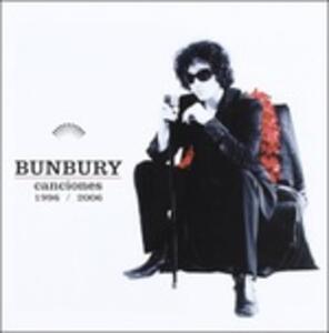 Canciones 96-06 - CD Audio di Bunbury