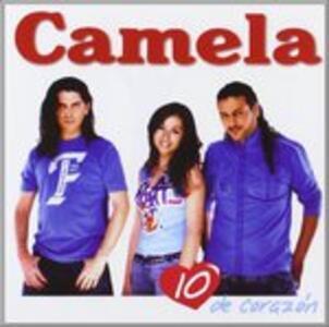 Diez De Corazon - CD Audio di Camela