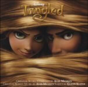 Tangled (Colonna Sonora) - CD Audio