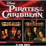 Cover CD Pirati dei Caraibi - La maledizione del forziere fantasma