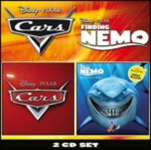 Cars - Finding Memo (Colonna Sonora) - CD Audio