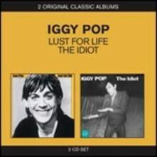 Lust for Life - The Idiot - CD Audio di Iggy Pop