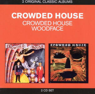 Classic Albums - CD Audio di Crowded House