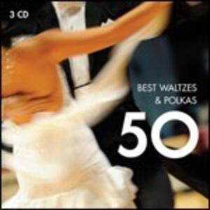 50 Best Waltzes & Polkas - CD Audio