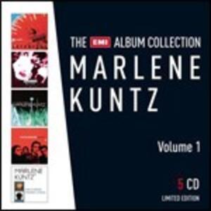 The EMI Album Collection vol.1 - CD Audio di Marlene Kuntz
