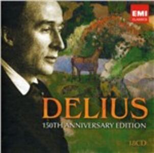 150th Anniversary Edition - CD Audio di Frederick Delius