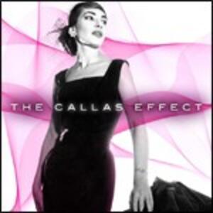 The Callas Effect - CD Audio + DVD di Maria Callas