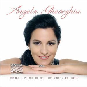 Homage to Maria Callas - CD Audio di Angela Gheorghiu