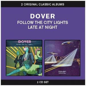 Follow the City Lights - Late at Night - CD Audio di Dover