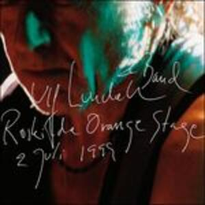 Roskilde Orange Stage - CD Audio di Ulf Lundell