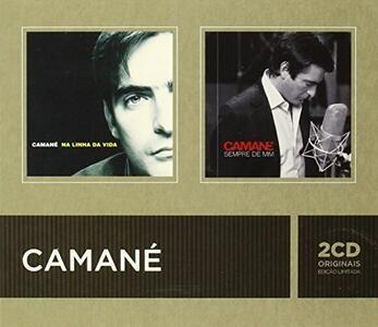 Na linha da vida - Sempre em mim - CD Audio di Camané