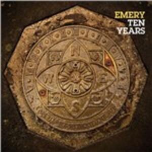 Ten Years - CD Audio di Emery