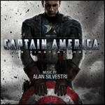 Cover CD Colonna sonora Captain America: Il primo vendicatore