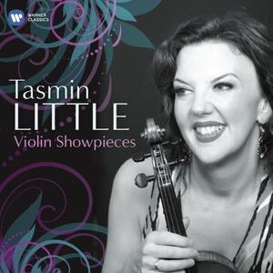 Tasmin Little. Violin Showpieces - CD Audio