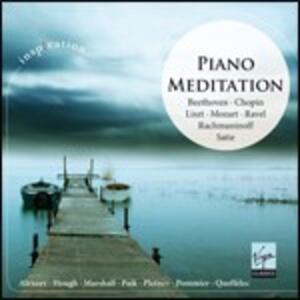 Piano Meditation - CD Audio