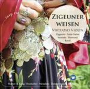Zigeuner Weisen - CD Audio