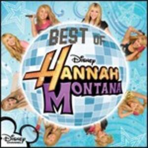 Hannah Montana. The Best of (Colonna Sonora) - CD Audio