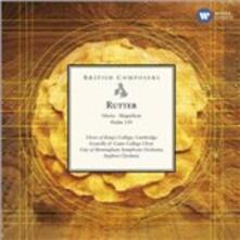 Gloria - Magnificat - Psalm 1 - CD Audio di City of Birmingham Symphony Orchestra,Stephen Cleobury,John Rutter