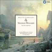 CD Sinfonie Ralph Vaughan Williams Sir Adrian Boult London Philharmonic Orchestra