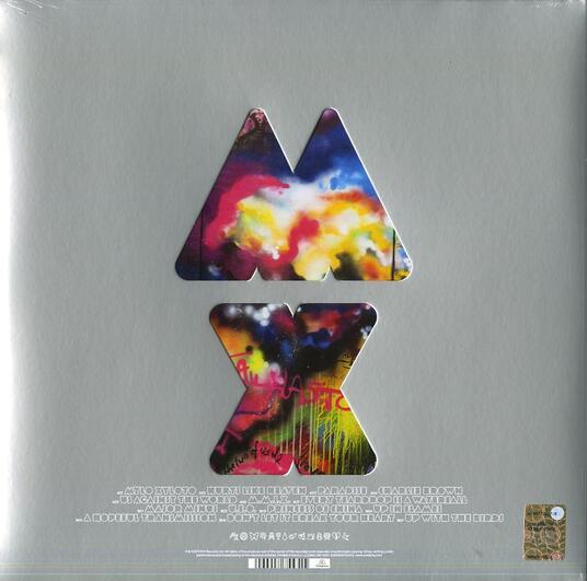 Mylo Xyloto - Vinile LP di Coldplay - 2