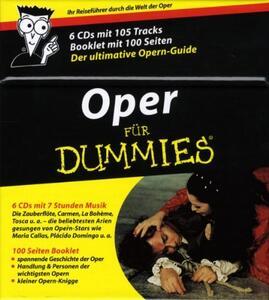 Oper fur Dummies - CD Audio
