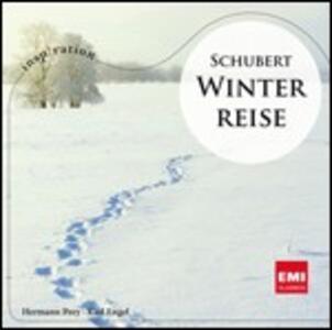 Winterreise - CD Audio di Franz Schubert,Hermann Prey