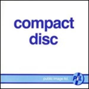 Compact Disc - CD Audio di Public Image Ltd