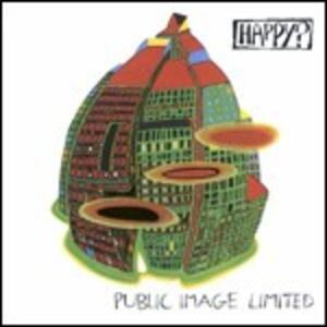 Happy? - CD Audio di Public Image Ltd