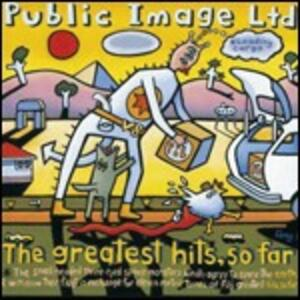 The Greatest Hits... so Far - CD Audio di Public Image Ltd
