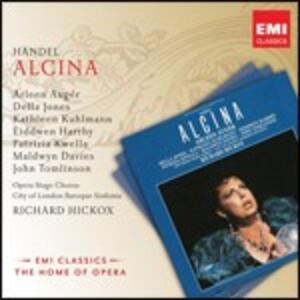 Alcina - CD Audio di Della Jones,Arleen Auger,Richard Hickox,Georg Friedrich Händel