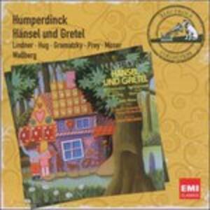 Hansel und Gretel - CD Audio di Engelbert Humperdinck,Heinz Wallberg