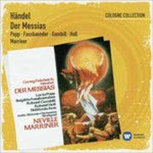 Der Messias - CD Audio di Brigitte Fassbaender