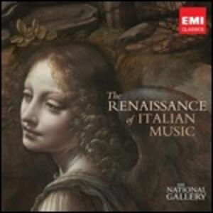 The Renaissance of Italian Music - CD Audio